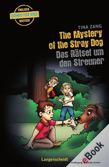 The Mystery of the Stray Dog - Das Rätsel um den Streuner - Blick ins Buch