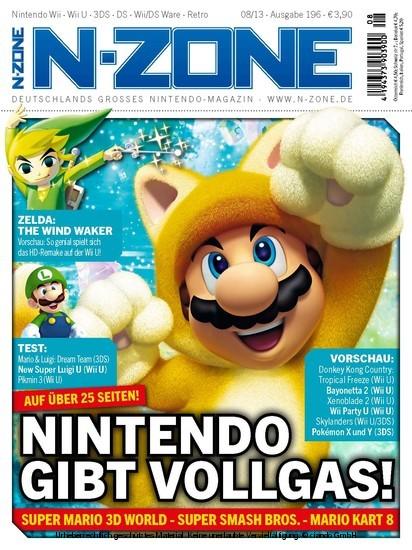 N-ZONE Magazin 08/2013 - Blick ins Buch