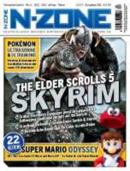 N-ZONE Magazin - Blick ins Buch