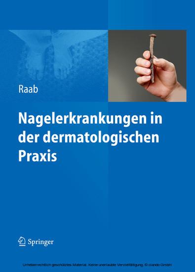 Nagelerkrankungen in der dermatologischen Praxis - Blick ins Buch
