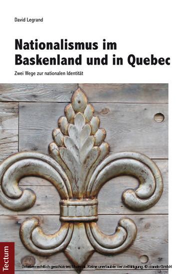 Nationalismus im Baskenland und in Quebec - Blick ins Buch
