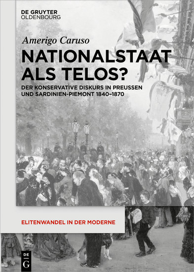 Nationalstaat als Telos? - Blick ins Buch