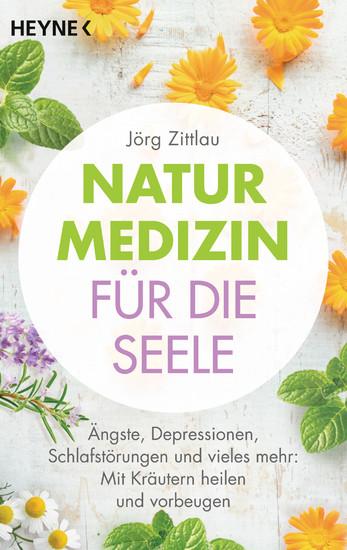 Naturmedizin für die Seele - Blick ins Buch