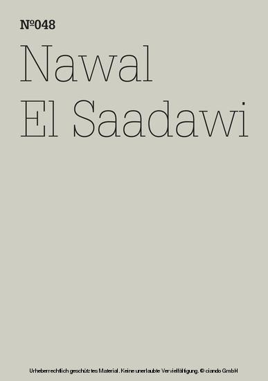 Nawal El Saadawi - Blick ins Buch