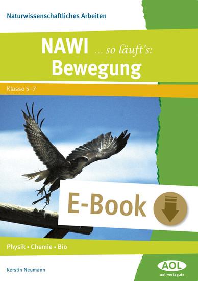 NAWI ... so läuft's: Bewegung - Blick ins Buch