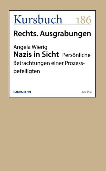 Nazis in Sicht - Blick ins Buch