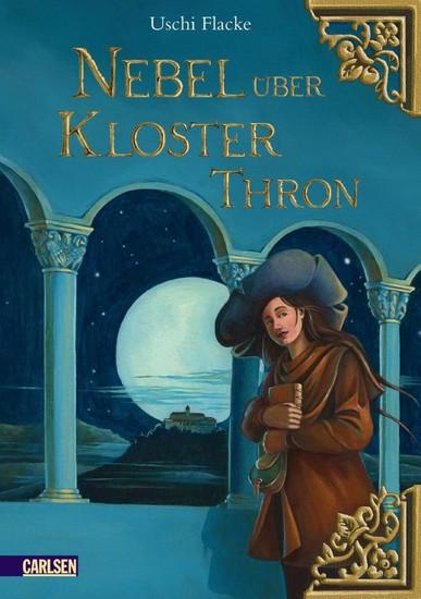 Nebel über Kloster Thron - Blick ins Buch