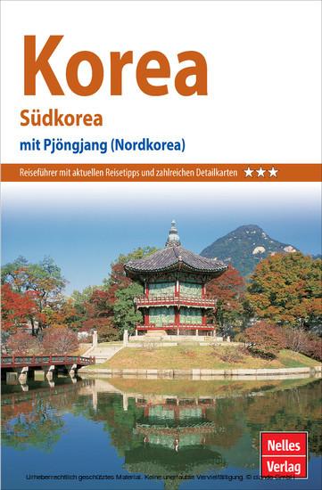 Nelles Guide Reiseführer Korea - Südkorea - Blick ins Buch