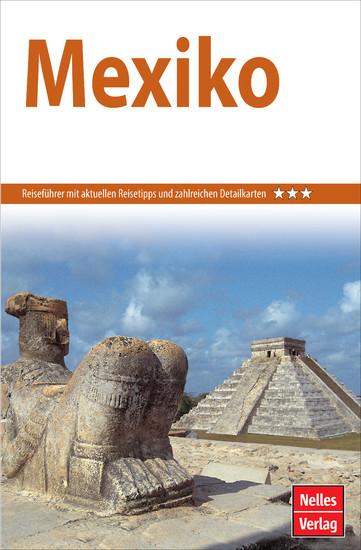Nelles Guide Reiseführer Mexiko - Blick ins Buch
