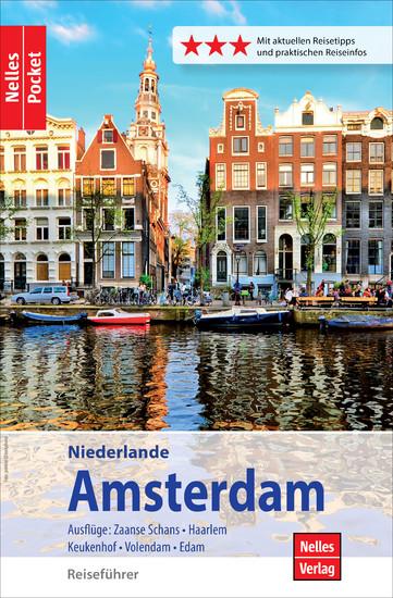 Nelles Pocket Reiseführer Amsterdam - Blick ins Buch