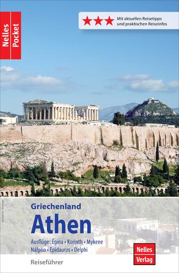 Nelles Pocket Reiseführer Athen - Blick ins Buch