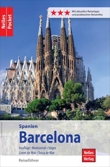 Nelles Pocket Reiseführer Barcelona - Blick ins Buch