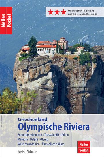 Nelles Pocket Reiseführer Griechenland - Blick ins Buch