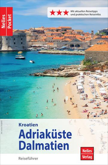 Nelles Pocket Reiseführer Kroatien - Adriaküste, Dalmatien - Blick ins Buch