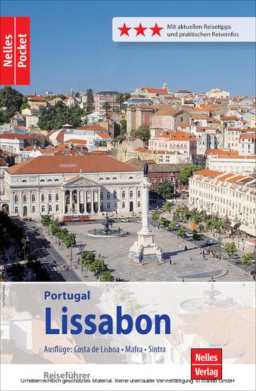Nelles Pocket Reiseführer Lissabon - Blick ins Buch