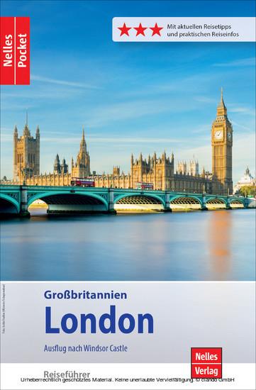 Nelles Pocket Reiseführer London - Blick ins Buch