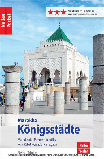 Nelles Pocket Reiseführer Marokko - Königsstädte - Blick ins Buch