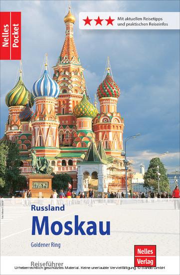 Nelles Pocket Reiseführer Moskau - Blick ins Buch