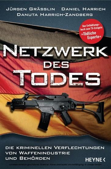 Netzwerk des Todes - Blick ins Buch