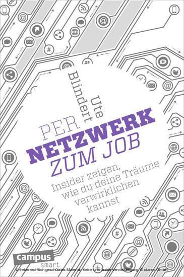 Per Netzwerk zum Job - Blick ins Buch