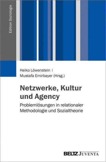 Netzwerke, Kultur und Agency - Blick ins Buch