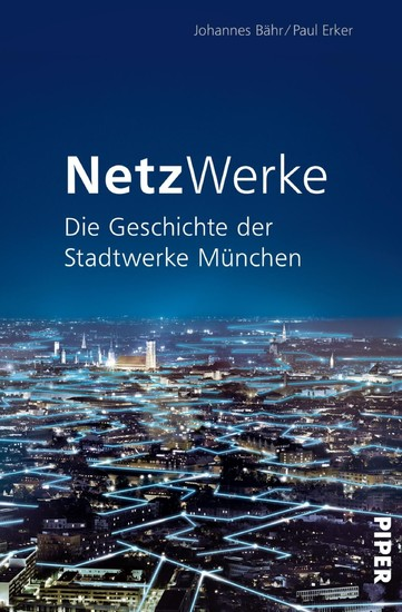 NetzWerke - Blick ins Buch