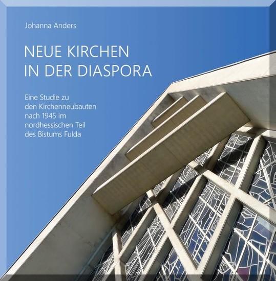 Neue Kirchen in der Diaspora - Blick ins Buch