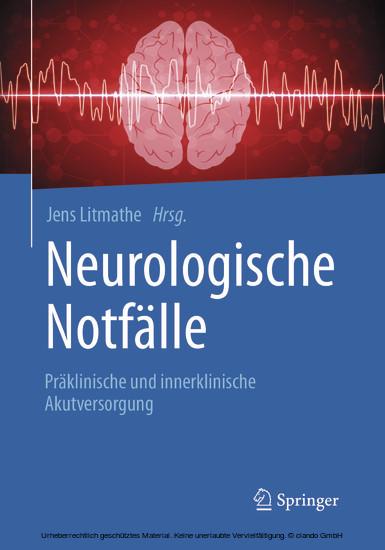 Neurologische Notfälle - Blick ins Buch