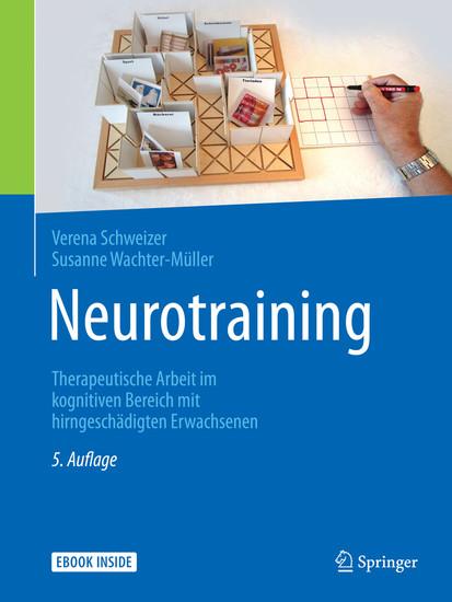 Neurotraining - Blick ins Buch
