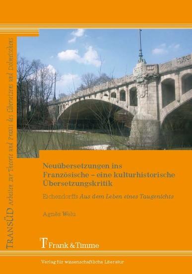 Neuübersetzungen ins Französische - eine kulturhistorische Übersetzungskritik - Blick ins Buch