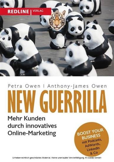 New Guerrilla - Blick ins Buch