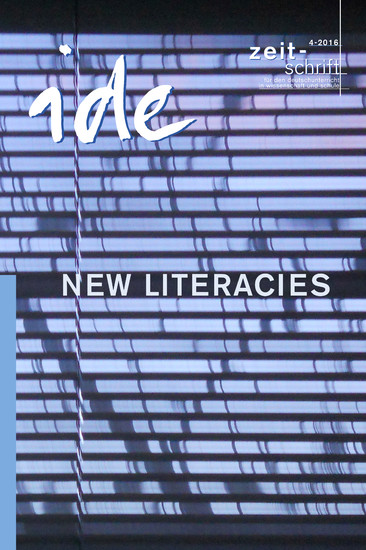 New Literacies - Blick ins Buch