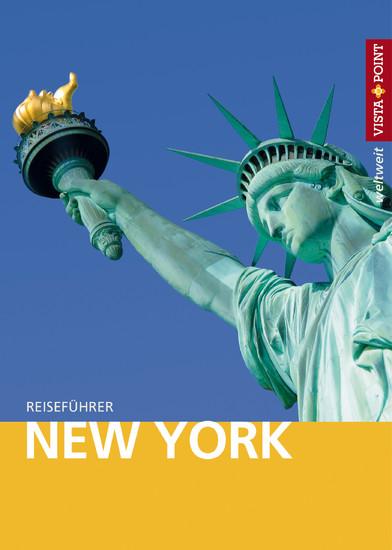 New York - VISTA POINT Reiseführer weltweit - Blick ins Buch