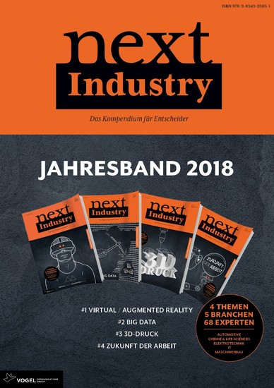 Next Industry - Blick ins Buch