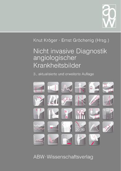 Nicht invasive Diagnostik angiologischer Krankheitsbilder - Blick ins Buch