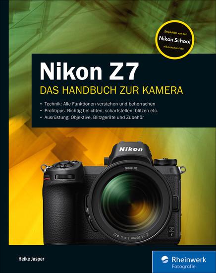 Nikon Z7 - Blick ins Buch