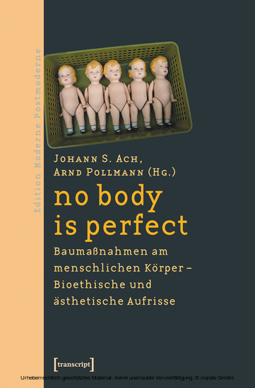 no body is perfect - Blick ins Buch