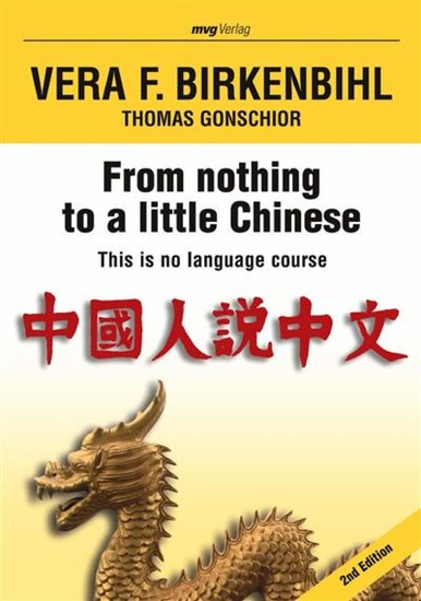 From nothing to a little Chinese - Blick ins Buch
