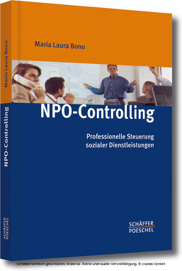 NPO-Controlling - Blick ins Buch