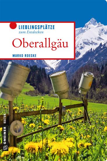 Oberallgäu - Blick ins Buch