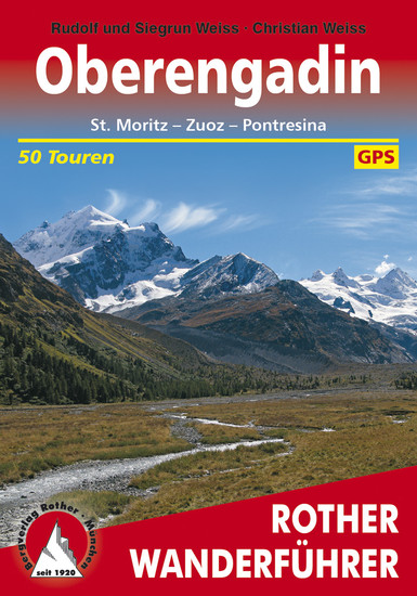 Oberengadin - Blick ins Buch
