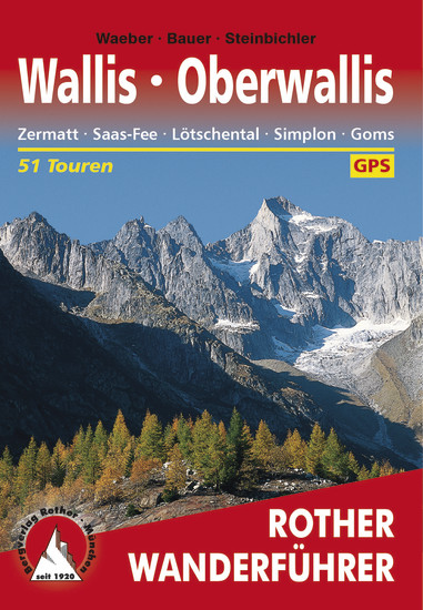 Oberwallis - Blick ins Buch