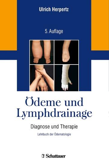 Ödeme und Lymphdrainage - Blick ins Buch