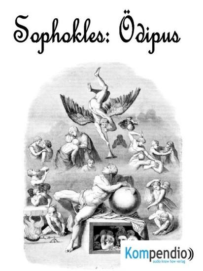 Ödipus - Blick ins Buch
