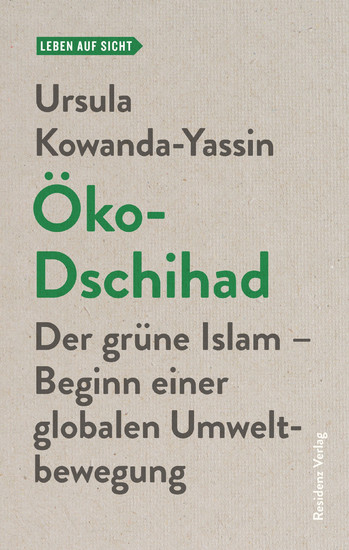 Öko-Dschihad - Blick ins Buch