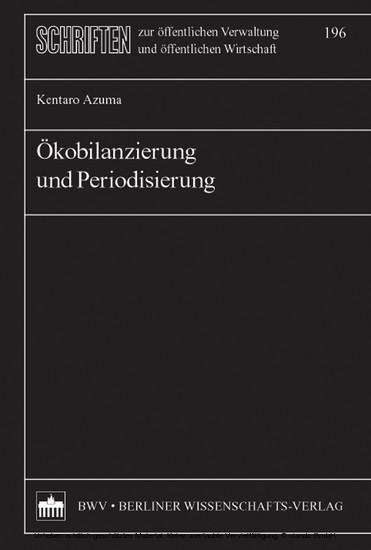 Ökobilanzierung und Periodisierung - Blick ins Buch