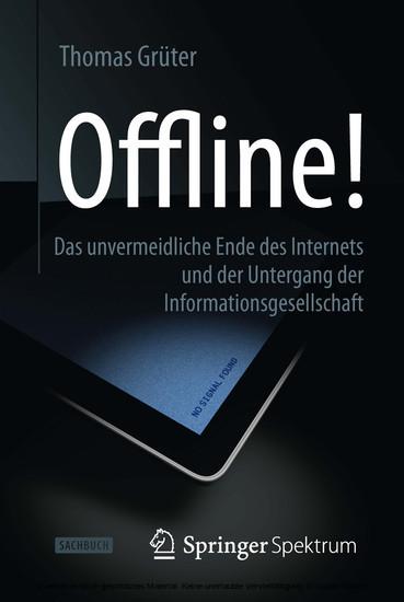 Offline! - Blick ins Buch