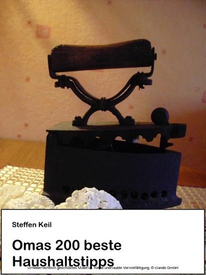 Omas 200 beste Haushaltstips - Blick ins Buch