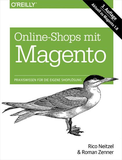 Online-Shops mit Magento - Blick ins Buch