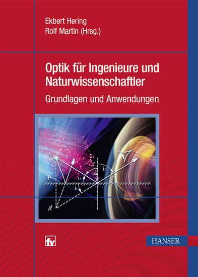 Optik für Ingenieure und Naturwissenschaftler - Blick ins Buch